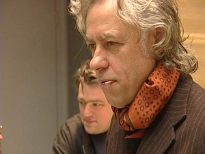 Medienpreis für Bob Geldof - Ehrung am 7. September in Potsdam